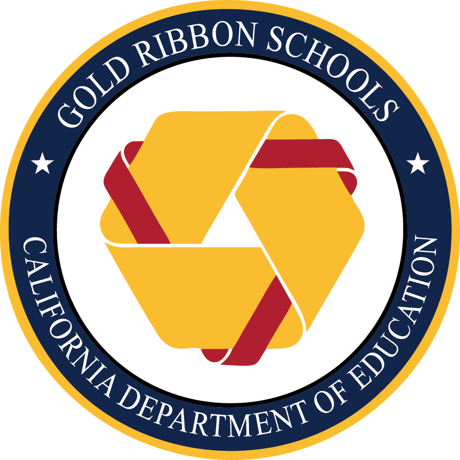 Gold Ribbon School 2015